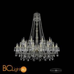 Люстра Bohemia Ivele Crystal 1411/20+10/400/h-130/G