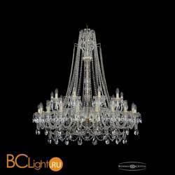 Люстра Bohemia Ivele Crystal 1411/20+10/400/XL-130/G
