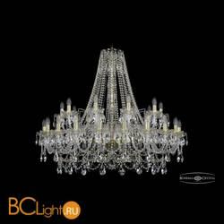 Люстра Bohemia Ivele Crystal 1411/20+10/400/G