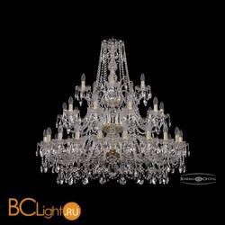 Люстра Bohemia Ivele Crystal 1411/20+10+5/400/3d/G