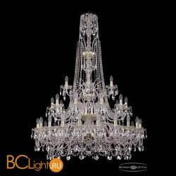 Люстра Bohemia Ivele Crystal 1411/20+10+5/400/XL-155/3d/G