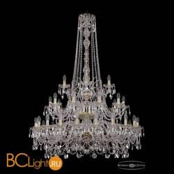 Люстра Bohemia Ivele Crystal 1411/20+10+5/400/h-158/3d/G