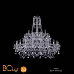 Люстра Bohemia Ivele Crystal 1411/20+10+5/400/2d/Ni