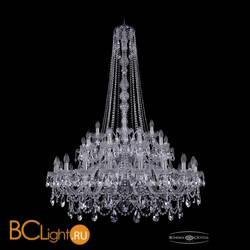 Люстра Bohemia Ivele Crystal 1411/20+10+5/400/h-155/2d/Ni