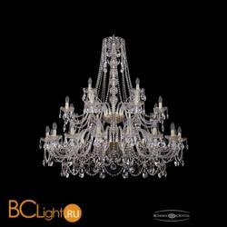 Люстра Bohemia Ivele Crystal 1411/16+8+4/460/2d/G