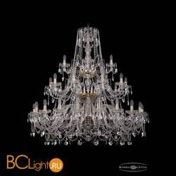 Люстра Bohemia Ivele Crystal 1411/20+10+5/460/3d/G