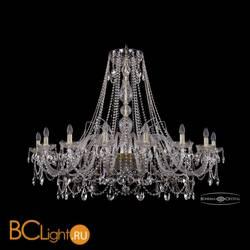 Люстра Bohemia Ivele Crystal 1411/16/460/G