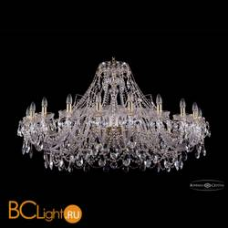 Люстра Bohemia Ivele Crystal 1411/20/460/G