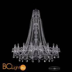 Люстра Bohemia Ivele Crystal 1411/20/460/XL-154/Ni
