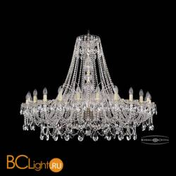 Люстра Bohemia Ivele Crystal 1411/24/460/G