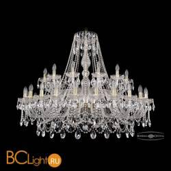 Люстра Bohemia Ivele Crystal 1411/24+12/460/G