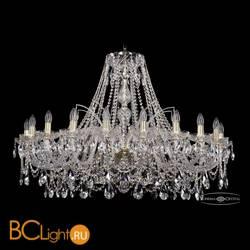 Люстра Bohemia Ivele Crystal 1411/20/400/G