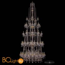 Люстра Bohemia Ivele Crystal 1411/20+20+10+10+5/460/5d/G