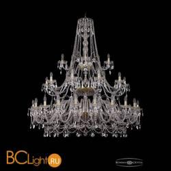 Люстра Bohemia Ivele Crystal 1411/20+10+5/530/3d/G