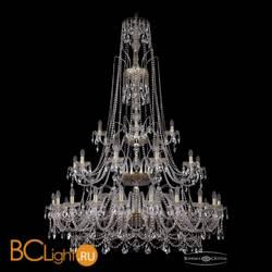 Люстра Bohemia Ivele Crystal 1411/20+10+5/530/XL-202/3d/G