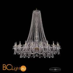 Люстра Bohemia Ivele Crystal 1411/20/530/h-157/G