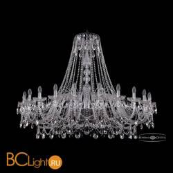 Люстра Bohemia Ivele Crystal 1411/24/530/Ni