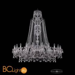 Люстра Bohemia Ivele Crystal 1411/24/530/XL-163/Ni