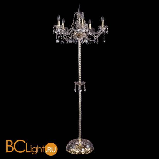 Торшер Bohemia Ivele Crystal 1413T2/5/200-160/G