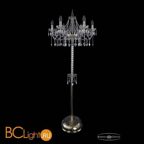 Торшер Bohemia Ivele Crystal 1413T2/6/200-160/G