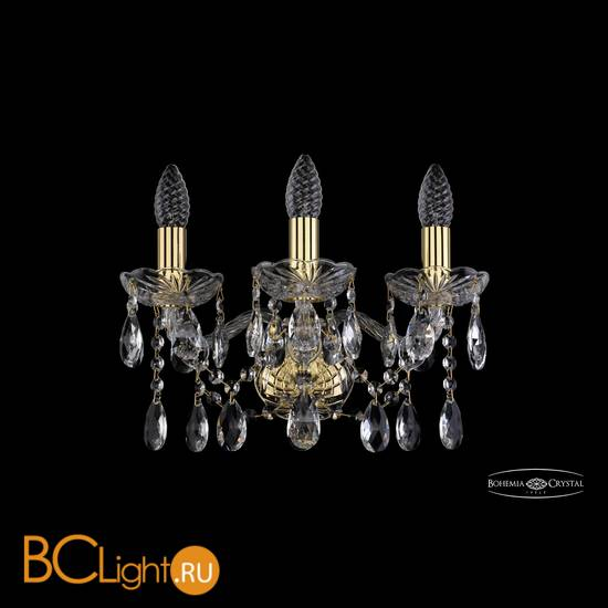 Бра Bohemia Ivele Crystal 1413B/3/141/G