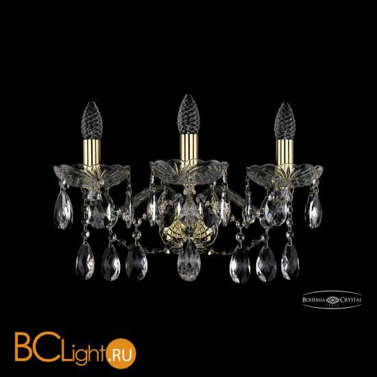 Бра Bohemia Ivele Crystal 1413B/3/165/XL/G