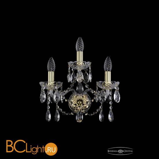 Бра Bohemia Ivele Crystal 1413B/2+1/141/G