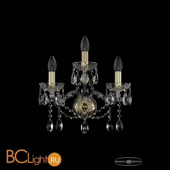 Бра Bohemia Ivele Crystal 1413B/2+1/165/G