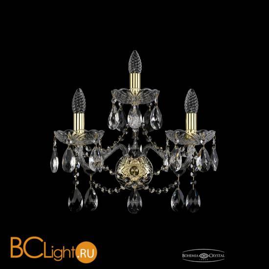 Бра Bohemia Ivele Crystal 1413B/2+1/200/XL/G