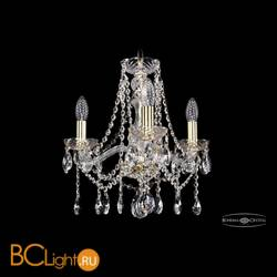 Люстра Bohemia Ivele Crystal 1413/3/141/G