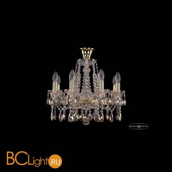 Люстра Bohemia Ivele Crystal 1413/8/165/G/K701