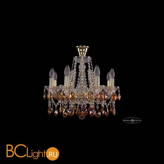 Люстра Bohemia Ivele Crystal 1413/8/165/G/K711