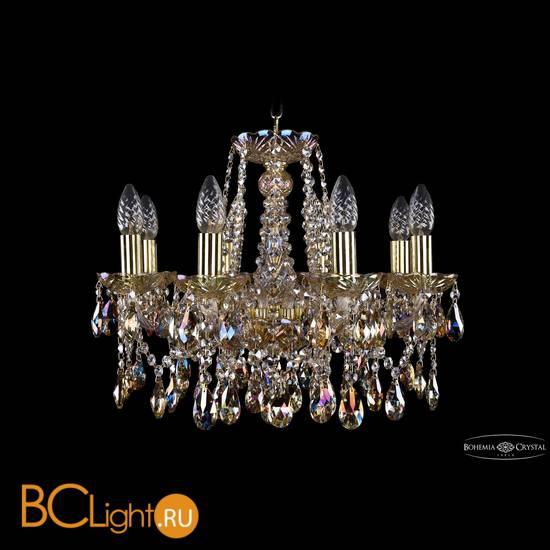 Люстра Bohemia Ivele Crystal 1413/8/165/G/M701