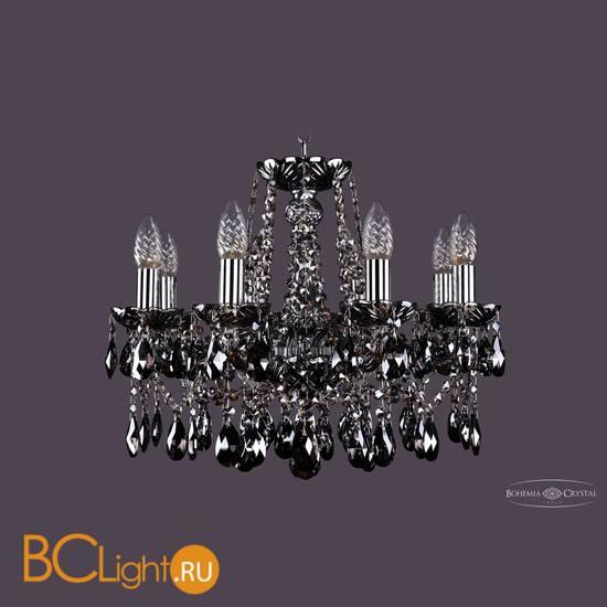 Люстра Bohemia Ivele Crystal 1413/8/165/Ni/M781