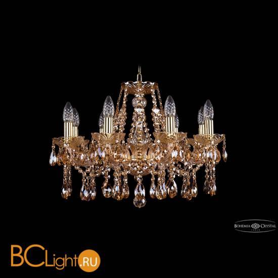 Люстра Bohemia Ivele Crystal 1413/8/200/G/M721