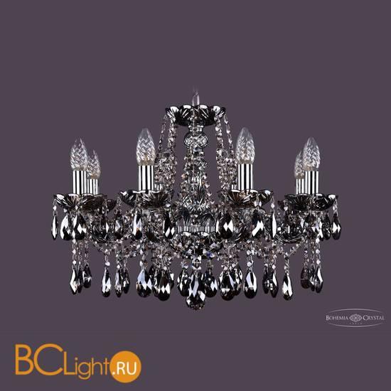 Люстра Bohemia Ivele Crystal 1413/8/200/Ni/M781