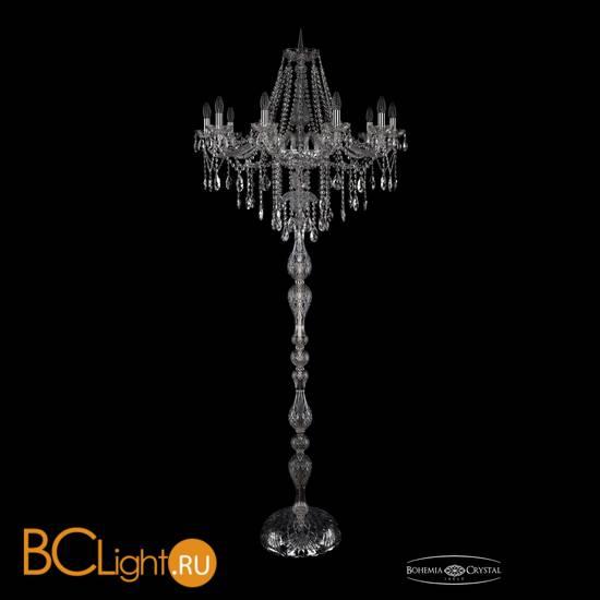 Торшер Bohemia Ivele Crystal 1415T1/10/300-210/Ni