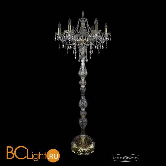 Торшер Bohemia Ivele Crystal 1415T1/6/200-160/G