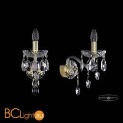 Бра Bohemia Ivele Crystal 1415B/1/165/XL/G