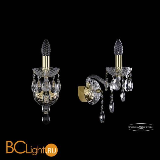Бра Bohemia Ivele Crystal 1415B/1/141/G
