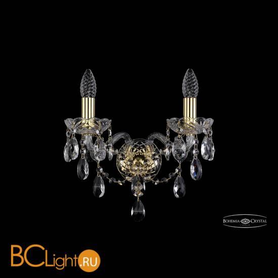 Бра Bohemia Ivele Crystal 1415B/2/141/G