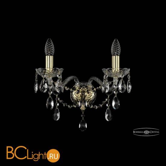Бра Bohemia Ivele Crystal 1415B/2/165/G