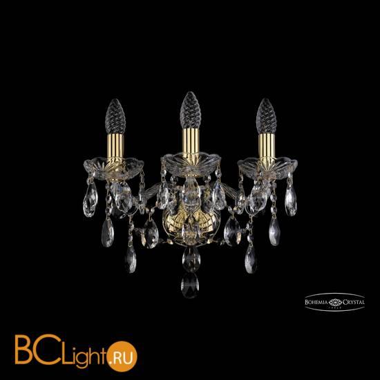 Бра Bohemia Ivele Crystal 1415B/3/141/G