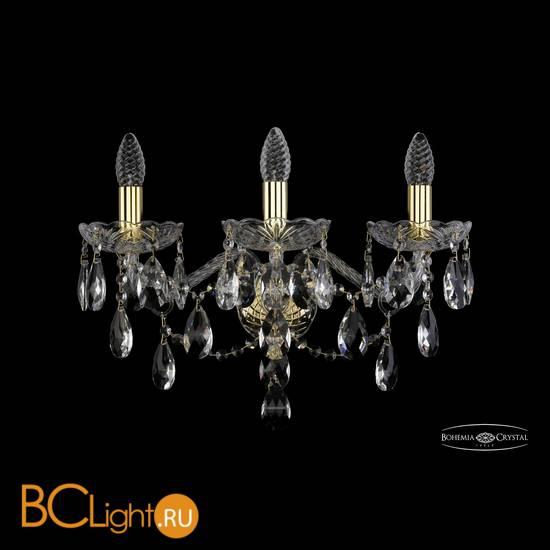 Бра Bohemia Ivele Crystal 1415B/3/200/XL/G