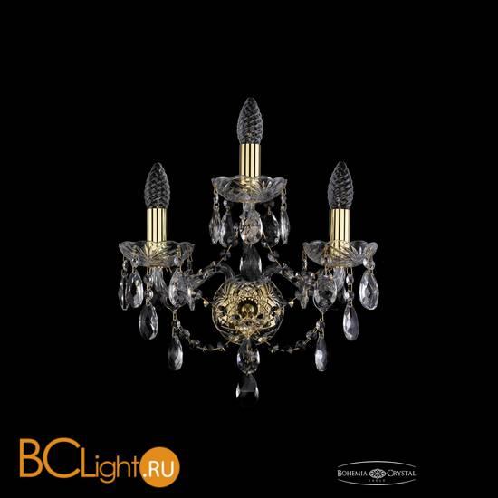 Бра Bohemia Ivele Crystal 1415B/2+1/141/G