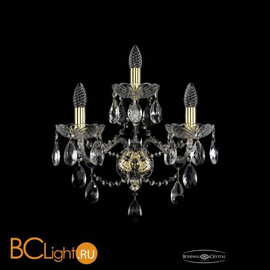 Бра Bohemia Ivele Crystal 1415B/2+1/200/XL/G