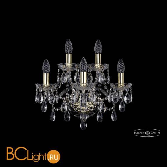 Бра Bohemia Ivele Crystal 1415B/3+2/165/G