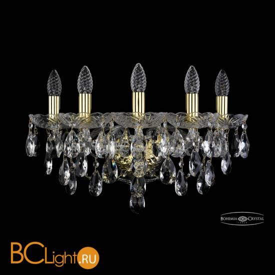 Бра Bohemia Ivele Crystal 1415B/5/165/XL/G