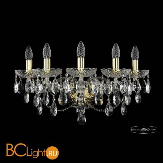 Бра Bohemia Ivele Crystal 1415B/5/200/XL/G