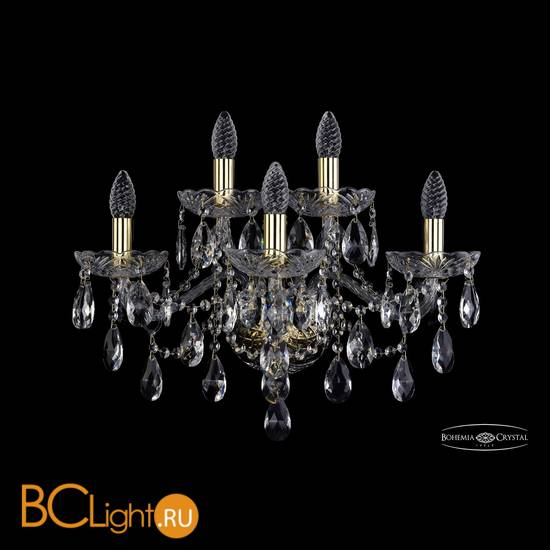 Бра Bohemia Ivele Crystal 1415B/3+2/200/XL/G